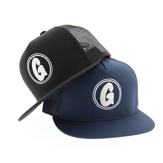 [GOODENOUGH] グッドイナフ 2017SS  MESH CAP - LOGO1