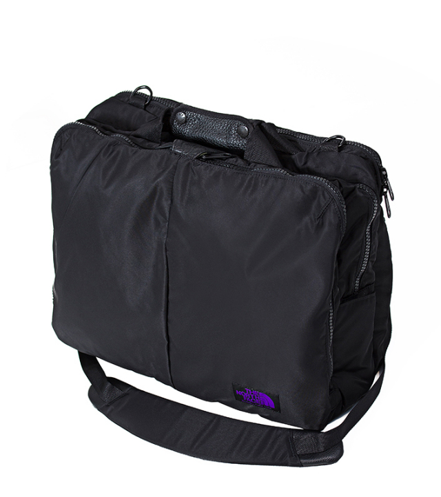 [THE NORTH FACE PURPLE LABEL] ザ ノースフェイス パープルレーベル LIMONTA® Nylon 3Way Bag