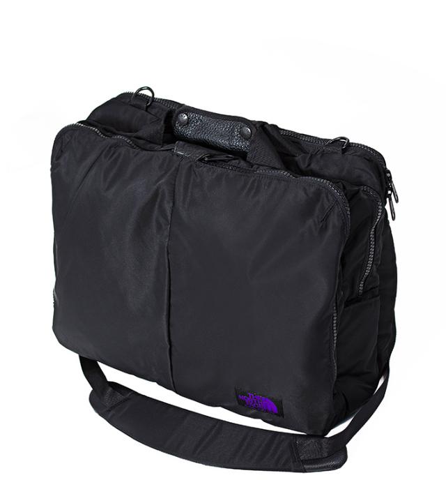 [THE NORTH FACE PURPLE LABEL] ザ ノースフェイス パープルレーベル LIMONTA® Nylon 3Way Bag