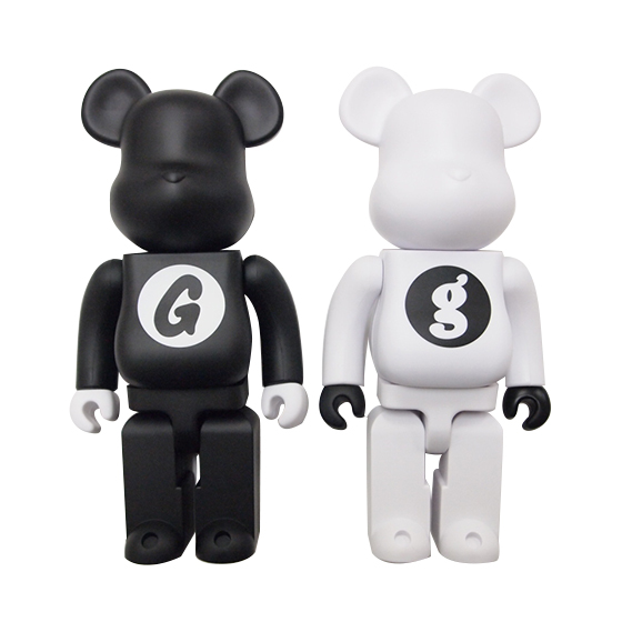 [GOODENOUGH] グッドイナフ 2015AW BE@RBRICK GOODENOUGH 400%