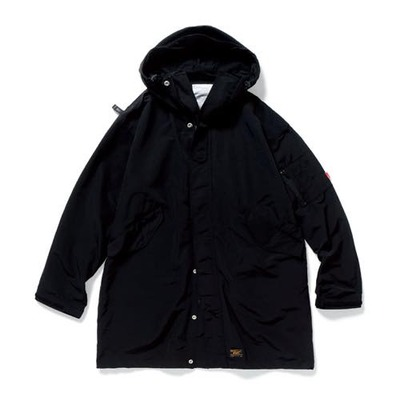 WTAPS ダブルタップス 2017SS VALET / COAT.NYCO.GROSGRAIN.60/40