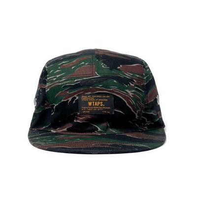 WTAPS ダブルタップス 2017SS COMMANDER 01 / CAP. COTTON. TWILL. TIGER STRIPERT
