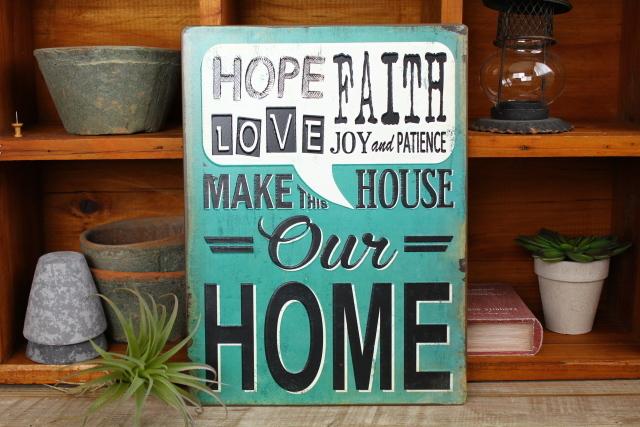 アイアンボード/Our Home