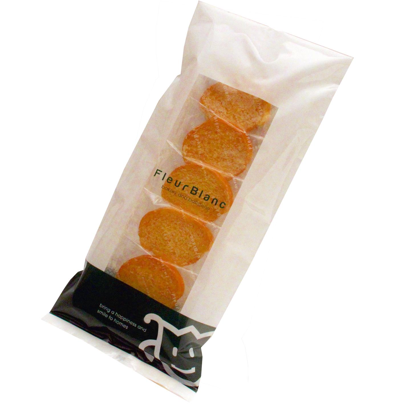 164-00210 フルールラスク(チーズ)6枚入