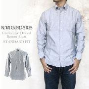 Individualized Shirts��CAMBRIDGEOXFORD��STANDARD FIT GREY������ǥ��ӥ��奢�饤���ɥ���ġ�����֥�å����å����ե����ɡ����졼�����쥤������������ɥե��åȡ��ܥ���������FL��