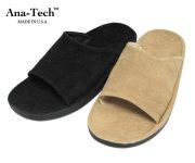ANA-TECH アナテック ARUBA Comfort Footwear SUEDE ana tech〔FL〕