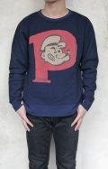POPEYE BLUEBLUE CLASSIC CN SWEAT SHIRT/ポパイ ブルーブルー クラシックスウェットシャツ