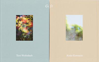 【古本】川内倫子 & テリー・ワイフェンバック写真集 : RINKO KAWAUCHI & TERRI WEIFENBACH : GIFT
