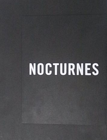 【古本】AM PROJECTS写真集 : NOCTURNES