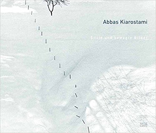 【古本】アッバス・キアロスタミ写真集 : ABBAS KIAROSTAMI: STILLE UND BEWEGTE BILDER / IMAGES, STILL AND MOVING