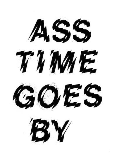 【古本】モーテン・アンダーセン写真集 : MORTEN ANDERSEN : ASS TIME GOES BY【サイン入】