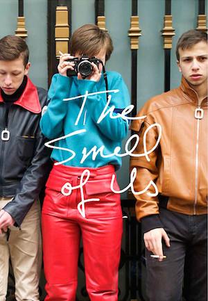 【古本】ラリー・クラーク写真集 : LARRY CLARK : J.W.ANDERSON : THE SMELL OF US