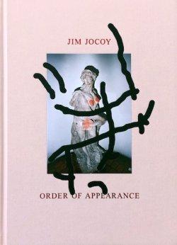 サイン入 ジム ジョコイ写真集 jim jocoy order of appearance