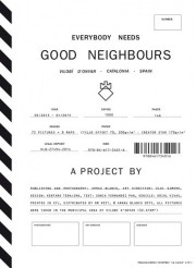 ����ʥ����֥����̿��� : ARNAU BLANCH : EVERYBODY NEEDS GOOD NEIGHBOURS