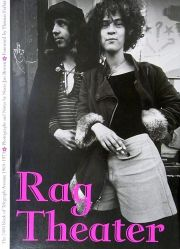 NACIO JAN BROWN : RAG THEATER : THE 2400 BLOCK OF TELEGRAPH AVENUE 1969-1973