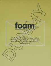 FOAM MAGAZINE #34 DUMMY