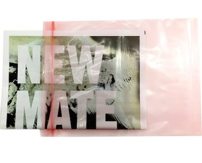 NEW MATERIAL Exhibition Catalog, limited edition