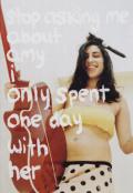 【古本】ヴァレリー・フィリップス写真集 : VALERIE PHILLIPS : STOP ASKING ME ABOUT AMY I ONLY SPENT ONE DAY WITH HER