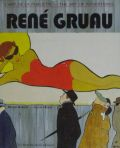 【古書】ルネ・グリュオー作品集 : L'ART DE LA PUBLICITE-THE ART OF ADVERTISING RENE GRUAU