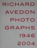 ����㡼�ɡ��������ɥ�̿��� : RICHARD AVEDON : PHOTOGRAPHS 1946 2004