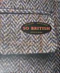 SO BRITISH : 1867 OLD ENGLAND PARIS