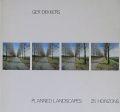 ゲル・デッカース写真集 : GER DEKKERS : PLANNED LANDSCAPES 25 HORIZONS