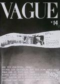 VAGUE MAGAZINE #14