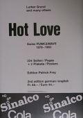 HOT LOVE : SWISS PUNK&WAVE 1976-1980