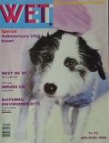 WET: THE MAGAZINE OF GOURMET BATHING AND BEYOND - ISSUE 25 (VOL. 5, NO.1) JULY / AUGUST 1980