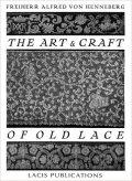 【古本】THE ART & CRAFT OF OLD LACE
