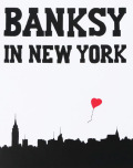 �Х������ʽ� : BANKSY IN NEW YORK