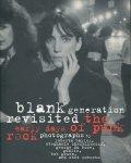 【古本】BLANK GENERATION REVISITED : THE EARLY DAYS OF PUNK ROCK