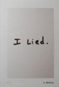 ������ޥå��?�̿��� : AARON McELROY : I LIED