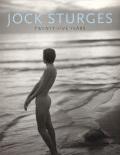 【古本】ジョック・スタージェス写真集 : JOCK STURGES : TWENTY-FIVE YEARS【サイン入】