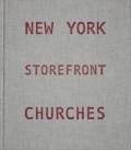 【古書】【サイン入】チャールズ・ジョンストン写真集 : CHARLES JOHNSTONE : NEW YORK STOREFRONT CHURCHES
