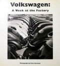 【古本】ピーター・キートマン写真集 : PETER KEETMAN : VOLKSWAGEN : A WEEK AT THE FACTORY