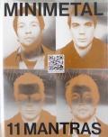 ニック・エミヒ, ローレン・ゴーイ作品集 : NIK EMCH, LAURENT GOEI : MINIMETAL 11 MANTRAS