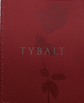 リチャード・ゲルスト写真集 : TYBALT : A LIMITED EDITION CINE-ZINE BY RICHARD GERST