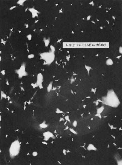 【古本】ソーラ・フラ写真集 : SOHRAB HURA : LIFE IS ELSEWHERE