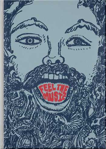 FEEL THE MUSIC: THE PSYCHEDELIC WORLD OF PAUL MAJOR