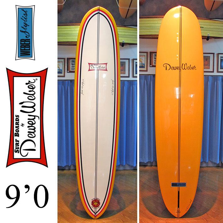 [送料無料] DEWEY WEBER デューイウェーバー サーフボード Stylist 9'0 スタイリスト ロングボード
