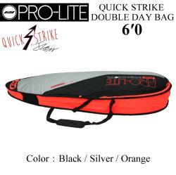 PRO LITE プロライト サーフボードケース Josh Kerr Quick Strike 6.0 Double Day Bag クイックストライク ダブル デイバッグ