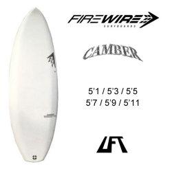【送料無料】FIREWIRE SURFBOARDS ファイヤーワイヤー サーフボード Camber FST キャンバー ショートボード