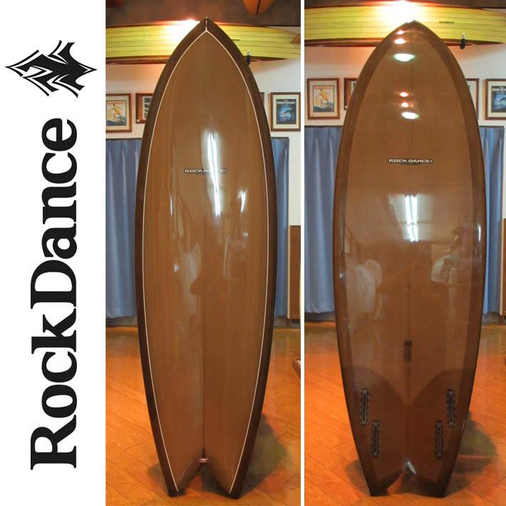 【送料無料】サーフボード ショートボード ROCKDANCE ロックダンス EX-2 6'2 松本光司二シェイプボード