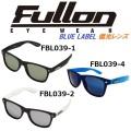 Fullon フローン サングラス 偏光レンズ POLARIZED ポラライズド 偏光レンズ 正規品 FBL039 [99%UVカットレンズ]