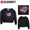 [アウトレット]ELEMENT エレメント 長袖トレーナー [AD024-E50]レディースファッション