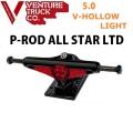 VENTURE TRUCK 【ベンチャー】 トラック V-HOLLOW LIGHT 5.0 [P-ROD ALL STAR LTD] スケートボード トラック  [15]
