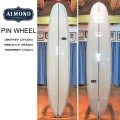 ALMOND SURFBOARDS �������� �����եܡ��� PIN WHEEL �ԥ�ۥ����� 9��0 [5301] �����եܡ��� ��󥰥ܡ���