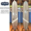 【送料無料】ALMOND SURFBOARDS アーモンド サーフボード SAND SPECIAL サンドスペシャル 9'4 [5303] サーフボード ロングボード