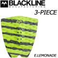 BLACKLINE ブラックライン デッキパッド 3-PIECE 3ピース
